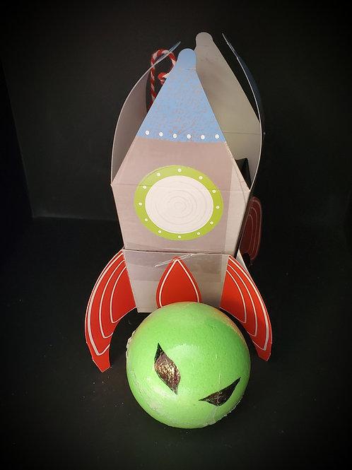 Alien Bath Bomb