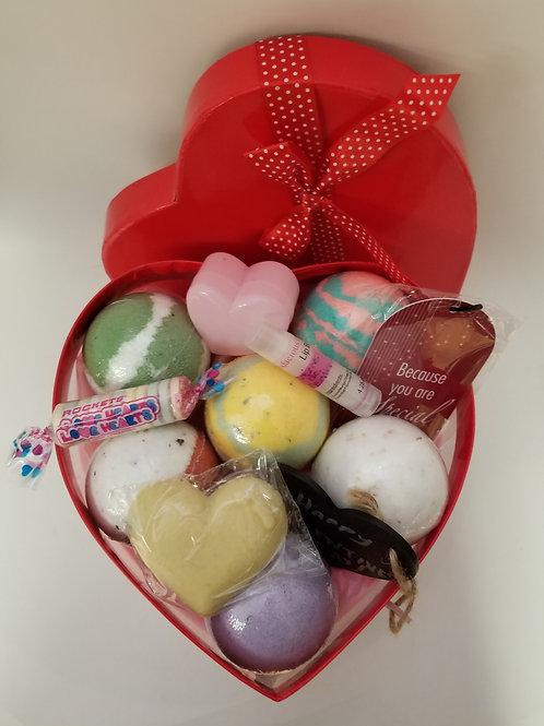 Heart Box - Medium