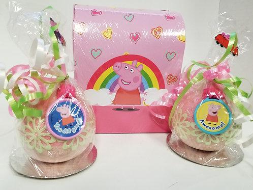 Peppa Pig Bath Bomb