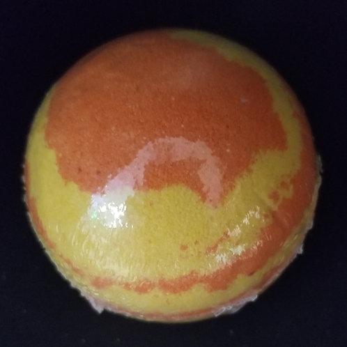 Mango Sherbert Bath Bomb