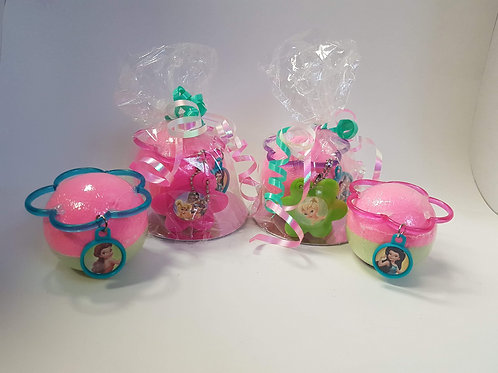 Fairy Bath Bomb - Large with Toy
