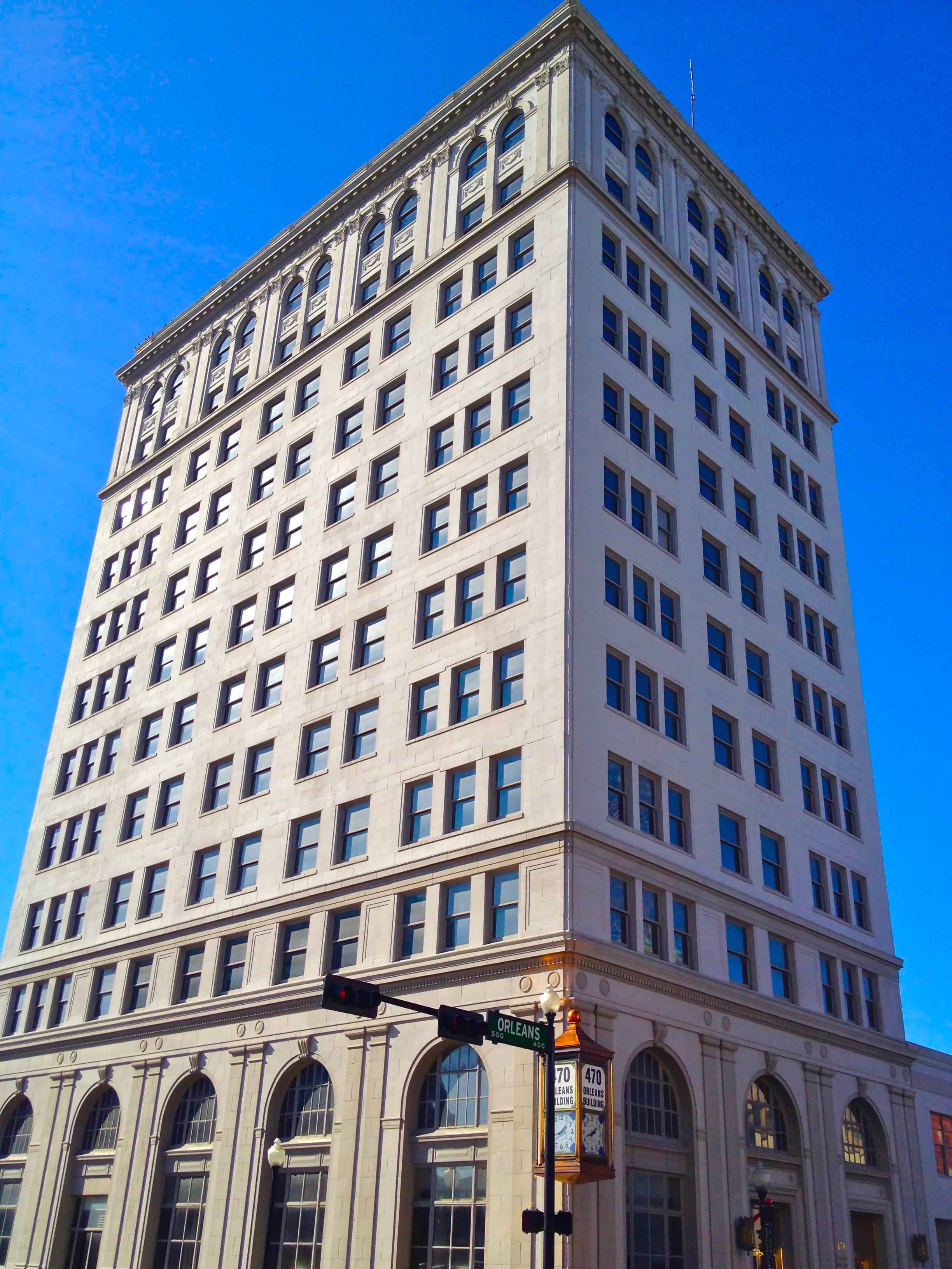 470 Orleans Building