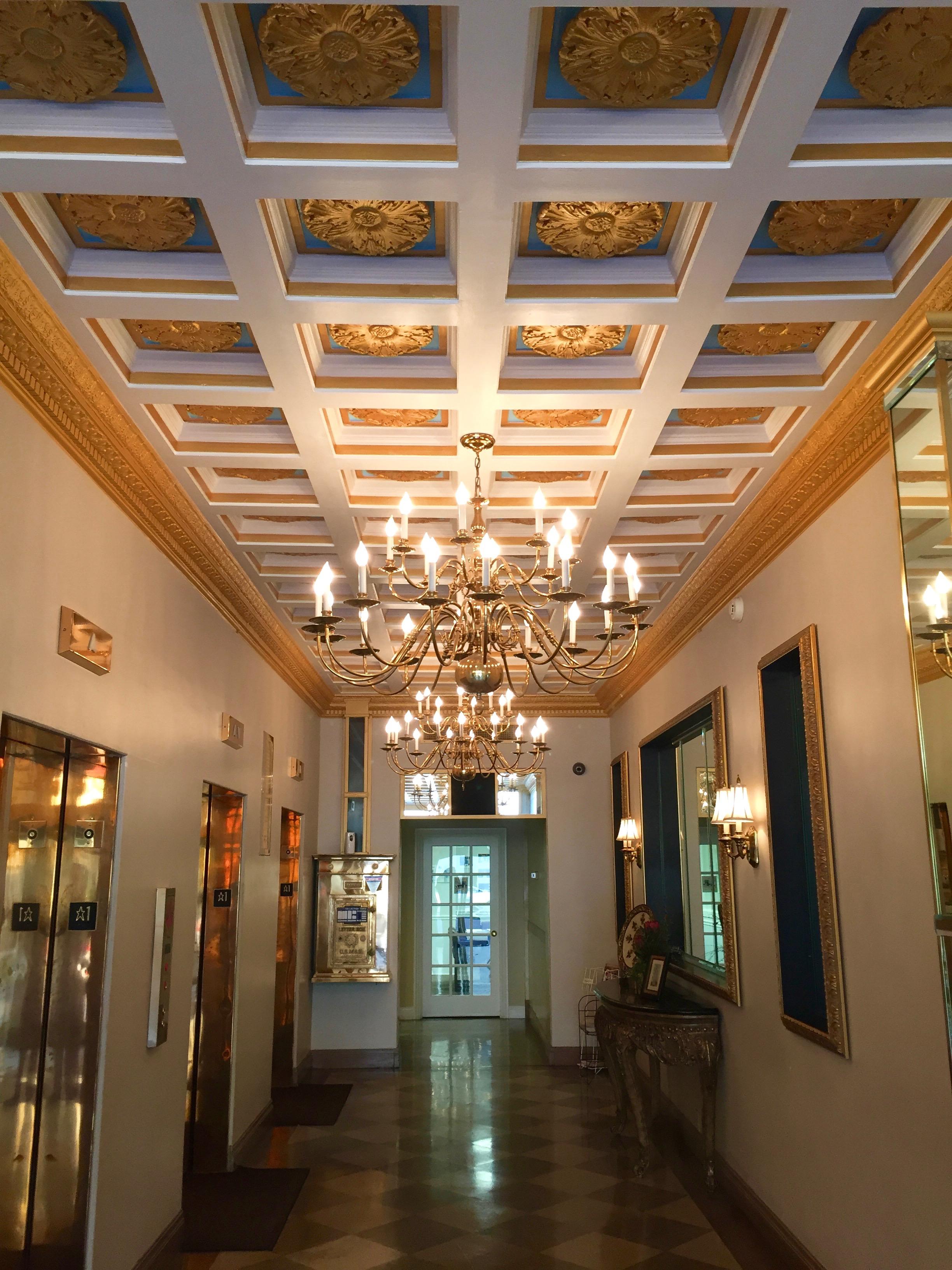 San Jacinto Building - 595 Orleans