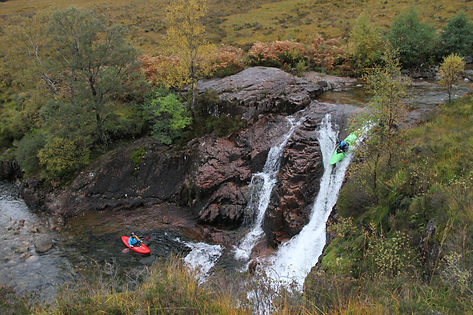 Steep Creeking Scotland