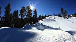 Winter in Lake Arrowhead