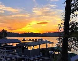 Dock at Lake Arrowhead