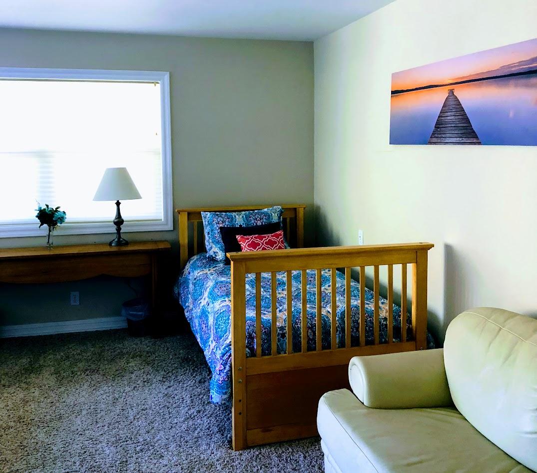 Detox Room Bed
