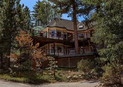 Back of Hower Lodge