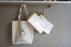 菜單、帆布包設計