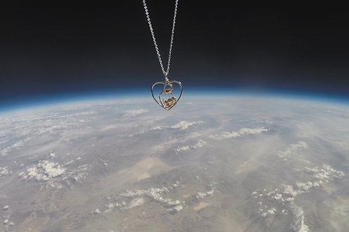 Eternal Love Space Pendant