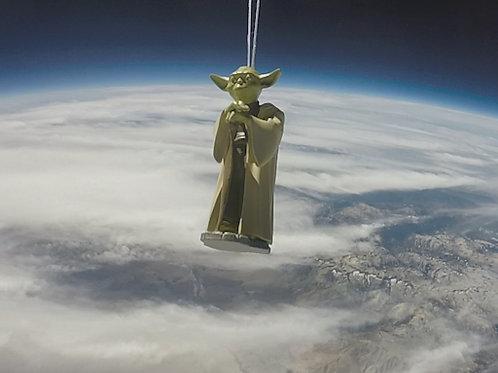 Yoda Christmas Ornament