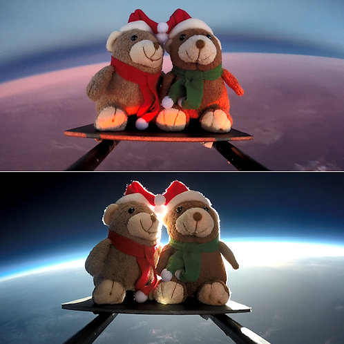 Holiday Space Bears