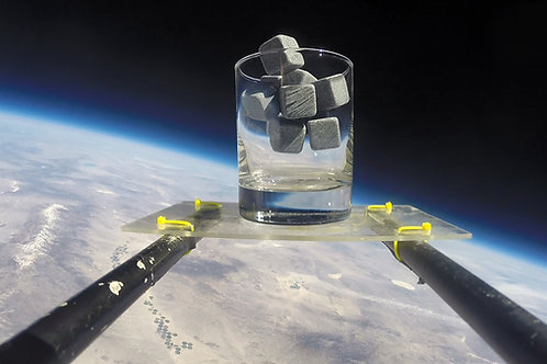 Whiskey Stones from Space