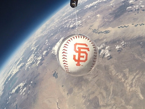 Giants Space Baseball
