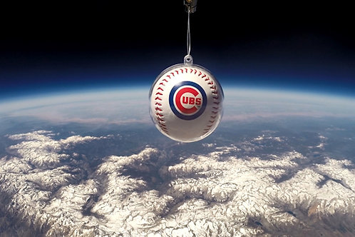Cubs Space Baseball