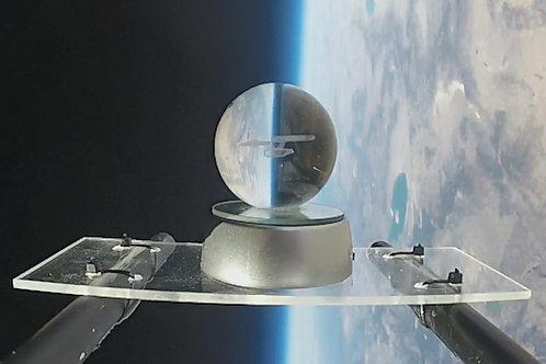 Crystal Starship Enterprise
