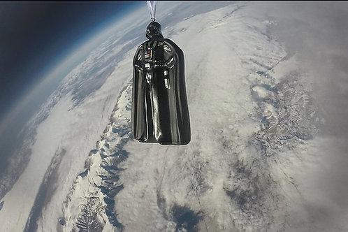 Glass Darth Vader