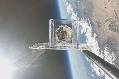 Apollo 11 Proof Silver Dollar
