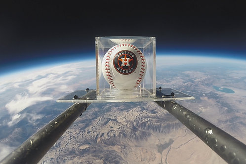 Astros Space Baseball