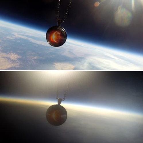 Solar Eclipse Pendant