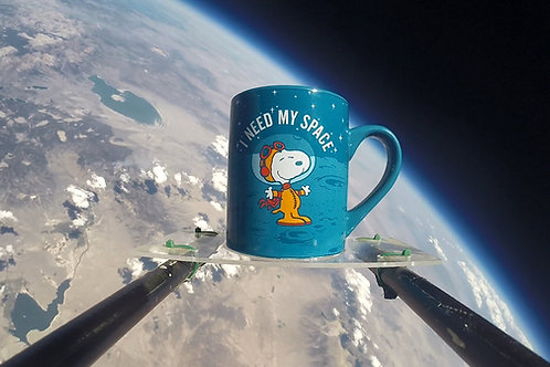 Astronaut Snoopy Cup