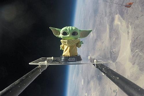 Baby Yoda Bobblehead