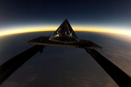 Solar Eclipse Pyramid