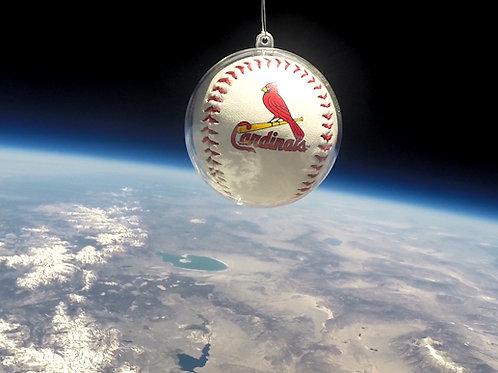 Cardinals Space Baseball