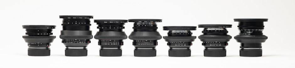 Tailored Lens Gearが発売になります