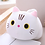 Thumbnail: Cute Stuffed Soft Cat Plush Pillow Cushion