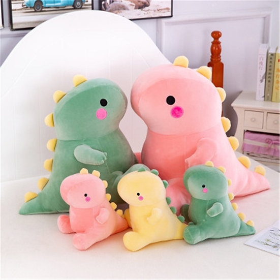 Huggable New Ultra Soft Lovely Dinosaur Plush Doll