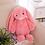 Thumbnail: The Bunny Plush Regular Animal Solid Baby Toy