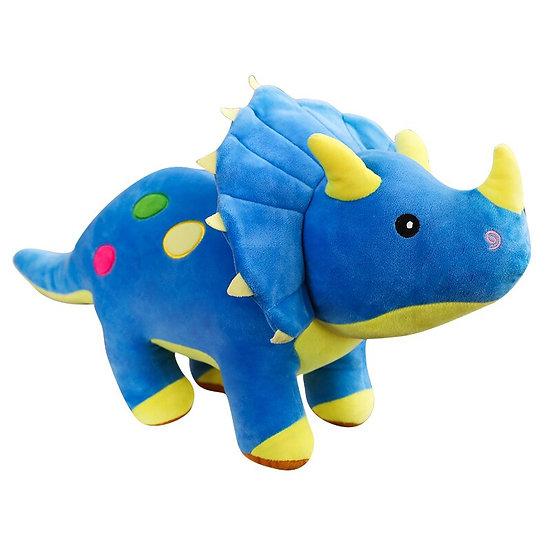 16/23/39 Creative Big Plush Soft Triceratops Stegosaurus  Dinosaur