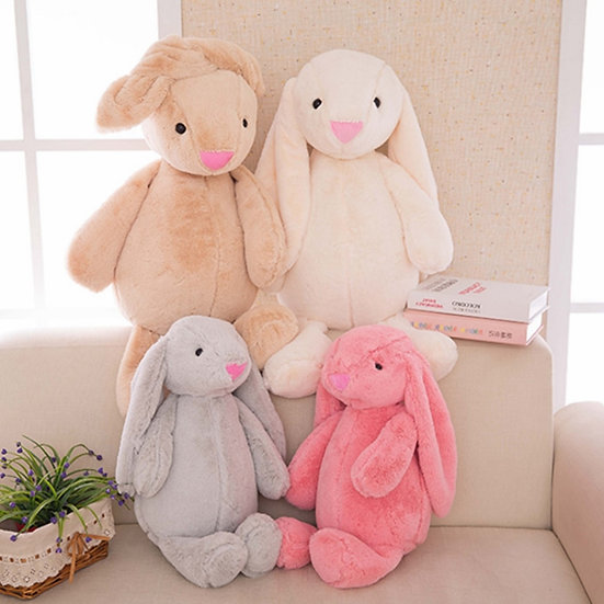 The Bunny Plush Regular Animal Solid Baby Toy