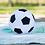 Thumbnail: Kids Creative  Football Basketball Plush Pillow Stuffed  Baby Boys and Girls