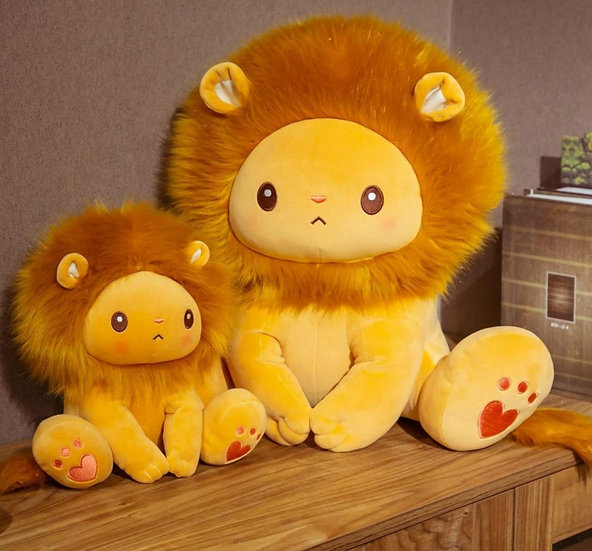 10/16 inch Lion King Plush Toy