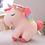 Thumbnail: 10 inch  Rainbow  Unicorn Plush Toy Animal Stuffed  Soft ,High Quality  Gift