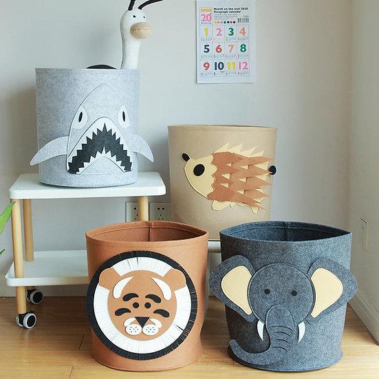 Handmade Storage Bag Big Size Kids Room Decor