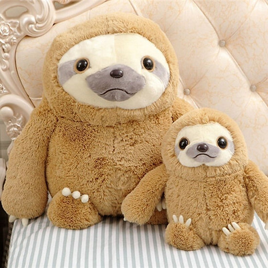 16/20 inch Animal City Cute Sloth Plush Toy