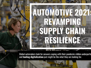 AUTOMOTIVE 2021: SUPPLY CHAIN CHECKUP