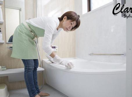 Những mẹo vệ sinh bồn tắm massage hiệu quả