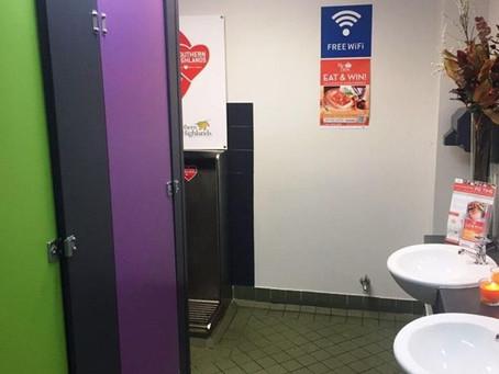Ghé thăm 6 nhà vệ sinh lí tưởng nhất thế giới