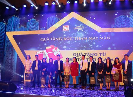 CLARA Là Nhà Tài Trợ Đồng Hành Sự Kiện Hải Phát Land Star Awards 2019