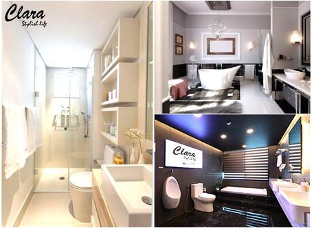 Thiết kế phòng tắm theo xu hướng hiện đại