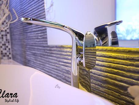 Hoàn thiện không gian phòng tắm bằng những thiết kế vòi nước đẳng cấp