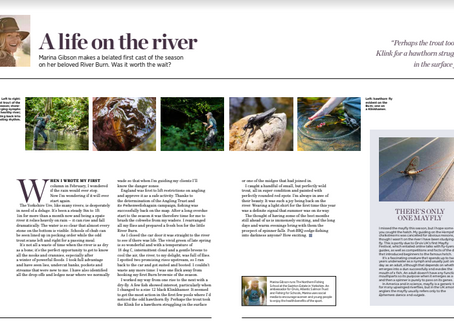 A LIFE ON THE RIVER V ~ Trout & Salmon Magazine