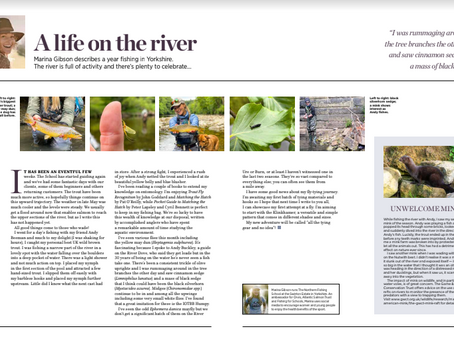 A LIFE ON THE RIVER VI ~ Trout & Salmon Magazine