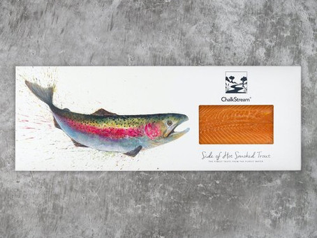 RAINBOW TROUT RECIPE PART II ~ ChalkStream Foods Hot Smoked Trout-bake