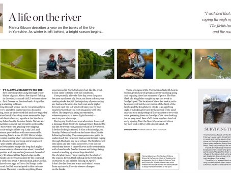 A LIFE ON THE RIVER I - Trout & Salmon Magazine