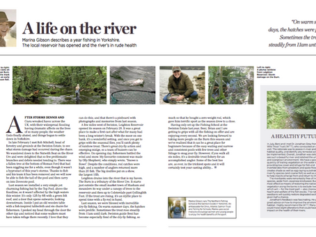 A LIFE ON THE RIVER II - Trout & Salmon Magazine